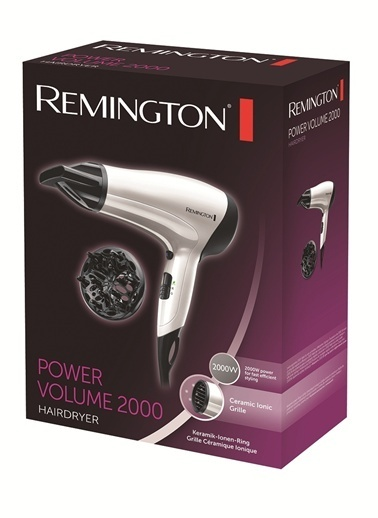 Remington D3015 Power Volume 2000 Renkli